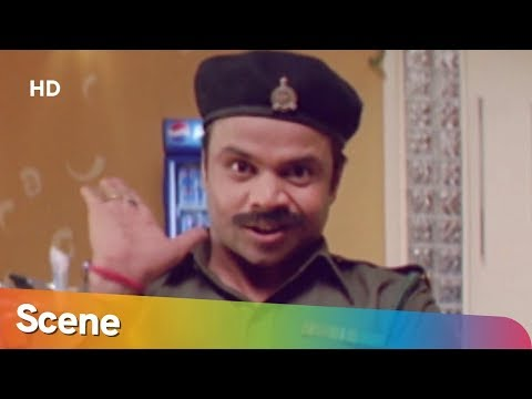 Rajpal Yadav's Scene from Maine Pyaar Kyu Kiya - Salman Khan | Sushmita Sen - Hit Comedy Movie