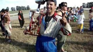 preview picture of video 'con ustedes: el karting de tierra 125 cajero Loberia fecha 10 Final....wmv'