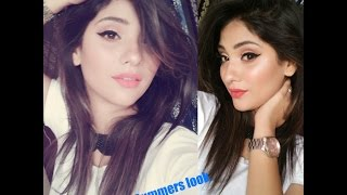Fresh Glowing Summer   Makeup Look    Shy Styles
