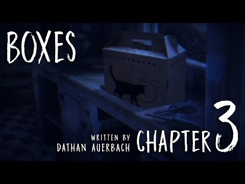 Boxes | Penpal - Chapter 3 [Creepypasta Reading]