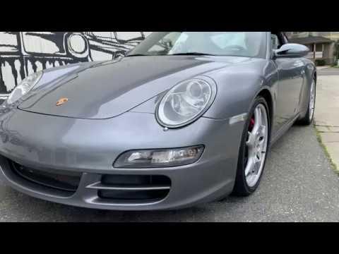 Video of 2006 Porsche 911 located in Fairfield California - PLIV