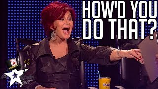 Mind-Reader SHOCKS Sharon Osbourne About Her First Love | Magicians Got Talent