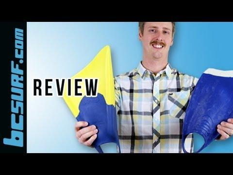 Churchill Swim & Bodyboard Fins Review – Makapuu, Pro, Hubb, & Slashers – BCSurf.com