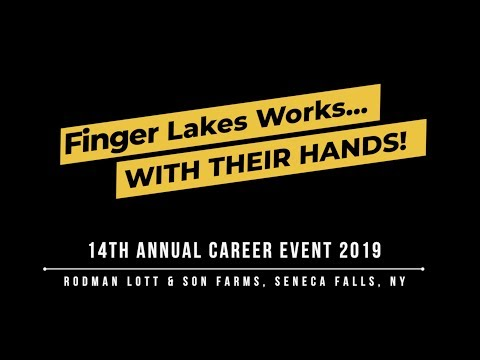 Finger Lakes Works With Their Hands 2019