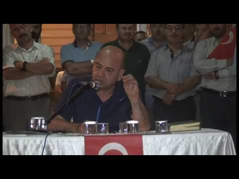 Başkan SARAOĞLU\'nun FETÖ/PDY hakkında konuşması