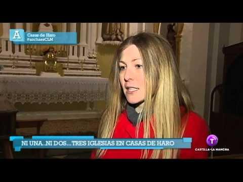 Ancha es Castilla-La Mancha. Casas de Haro. 29.01.2014