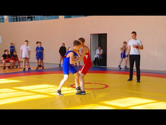 В борьбе за медали