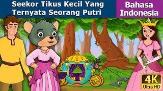 Seekor Tikus Kecil Yang Ternyata Seorang Putri   Dongeng anak   Dongeng Bahasa Indonesia