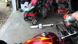 diablo mini chopper 110 cc 4speed manual