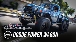 1942 Dodge Power Wagon Restomod - Jay Leno's Garage