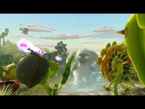 plants vs zombies garden warfare origin key global video trailer - Plants Vs Zombie Garden Warfare