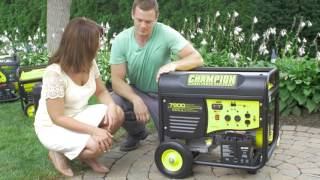 Preparing for Power Outages with Portable Generators - Mike Holmes Jr.