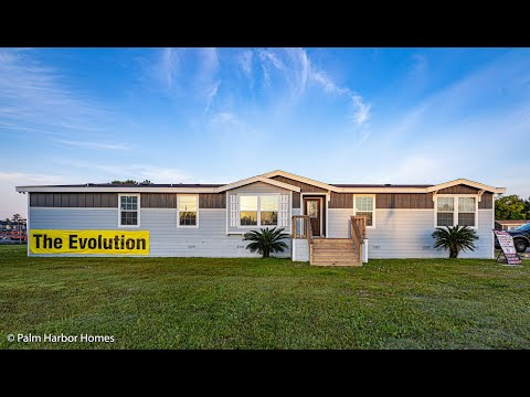 Watch Video of The Evolution Triplewide Home in Conroe, TX