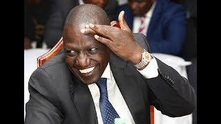 DP Ruto throws classical 'Pope' jibe at Raila Odinga