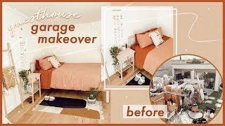 Garage Makeover in JUST 7 Days!   WahlieTV EP671