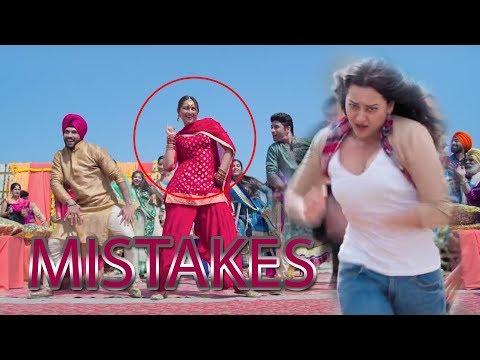 Mistakes In Swag Saha Nahi Jaye   Happy Phirr Bhag Jayegi   Sonakshi Sinha   Punjabi Gallan