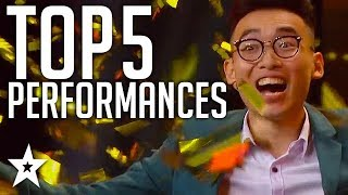 TOP 5 Auditions And Performances On Asia's Got Talent 2019! | Got Talent
