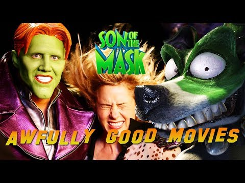 SON OF THE MASK - Awfully Good Movies (2005) Jamie Kennedy, Alan Cumming comedy
