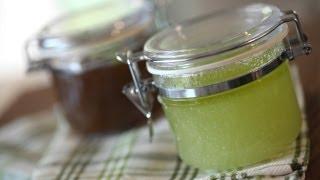 How to Make Sugar & Salt Body Scrubs || KIN DIY