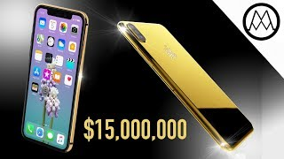 Top 10 most INSANE Limited Edition Smartphones!