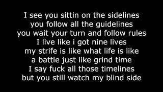 E Dubble   Sidelines (Lyrics)