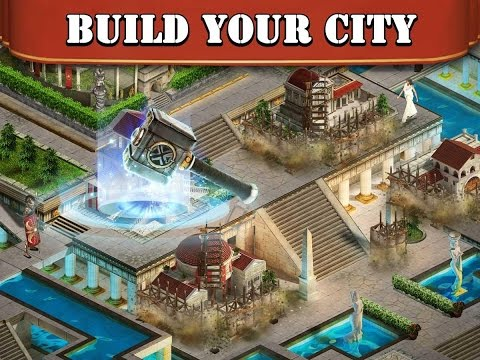 Empire Rome Rising Android Game Full HD 1080p 2015