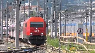 preview picture of video 'Scenes from Graz Hauptbahnhof'