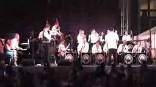 Swingtime Big Band - Ain't That a Kick in the Head