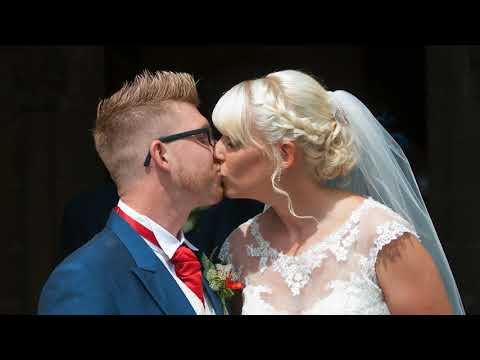 peterborough wedding photographer - video slideshow - megan and richard