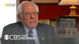 """Bernie Sanders on reaching independents, """"strongest"""" protocols for harassment on campaign"""
