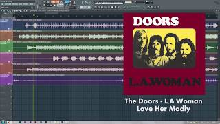 The Doors | Multi Track Songs |  FL Project