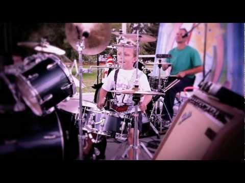 Wake Up Live With 7 Year Old Drum Wonder Matt Pecora.mov