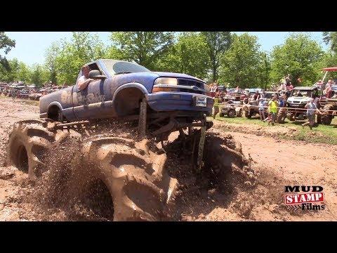 2018 Mud Bogging Vol. 1