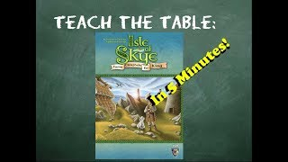 How To Play Isle Of Skye: From Chieftain To King In 5 Minutes