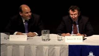The Financial Crisis: What Happened and What's Next? {Duke University panel}