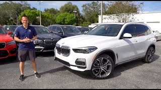 Is The 2020 BMW X5 40i A GOOD Or GREAT Luxury Midsize SUV To BUY?