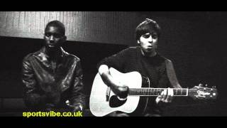 Don't Go - Wretch 32 ft. Josh Kumra [Acoustic Version] - Sportsvibe TV