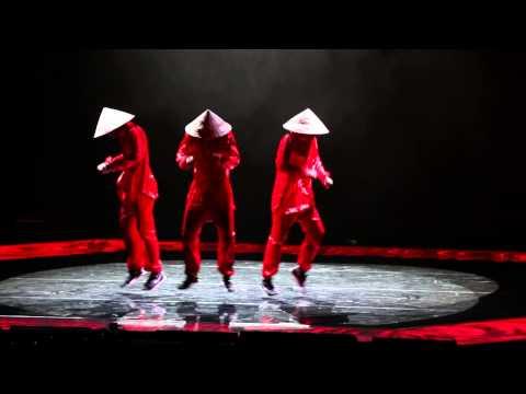 Quick Crew - nhóm nhảy đội nón lá Việt Nam cực chất