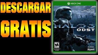Como Tener Halo 3 ODST Gratis Para El Xbox One