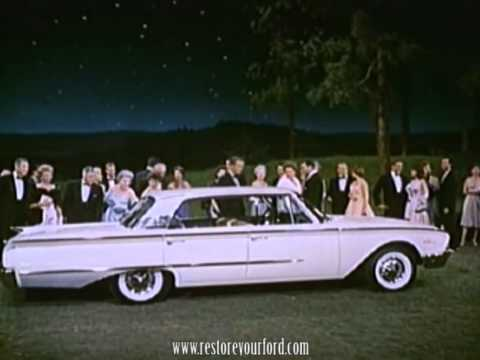 1960 Ford Thunderbird, Galaxie, Falcon Advertisement Mp3