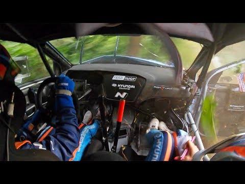 Rally Weiz 2019 | SS 5 Strallegg II - crash | Rok Turk - Blanka Kacin (Hyundai i20 R5)