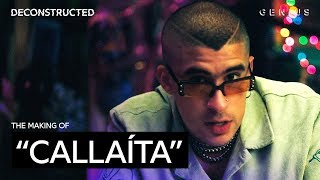"The Making Of Bad Bunny & Tainy's ""Callaíta"" With Tainy 