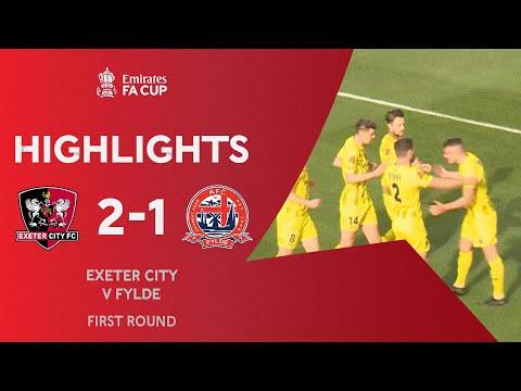Hartridge Winner Sends Exeter City Through | Exete...