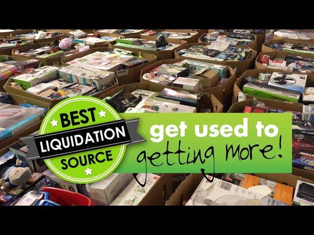 Quicklotz: Buy Truckloads, Pallets, Cases of Liquidation