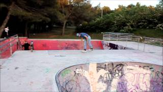 preview picture of video 'Gherald & Maxime Skatepark Istres'