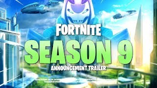 *NEW* SEASON 9 ANNOUNCE TEASER TRAILER! ALL NEW LOCATIONS & LEAKS!: BR