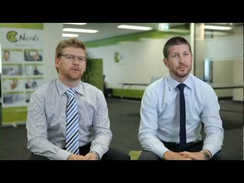 eNerds Finalist in Optus IT Challenge 2011