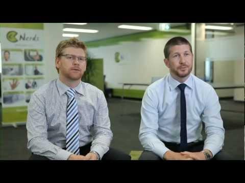 eNerds Finalist in Optus IT Challenge 2011