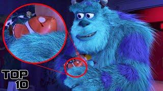 Top 10 TERRIFYING Hidden Disney Easter Eggs - Part 2