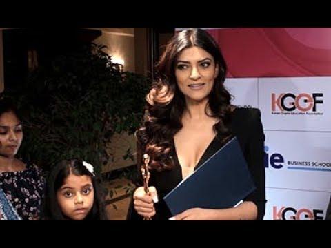 Special Message For Women | Sushmita Sen At I Am Women Awards 2018
